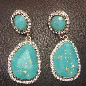 Jewelry - Brand new beautiful stone earrings